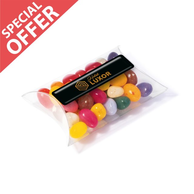 Special Offer – Large Pouch – Jelly Bean Factory®