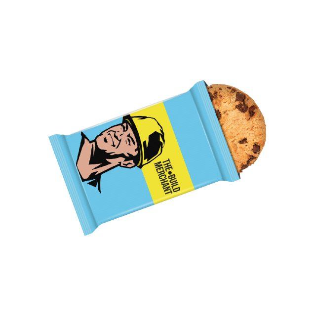 Paper Flow Bag – Maryland Cookies – x1