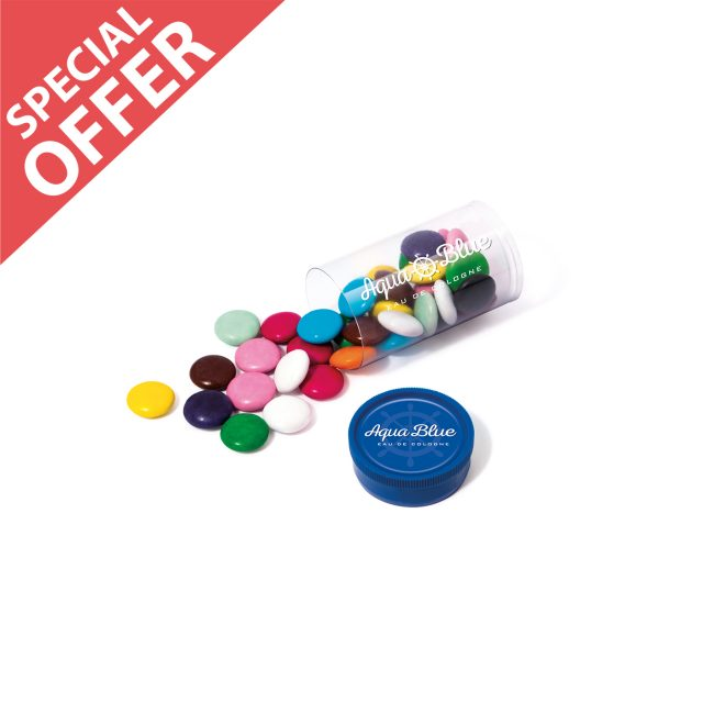 Special Offer – Clear Tube Mini – Beanies