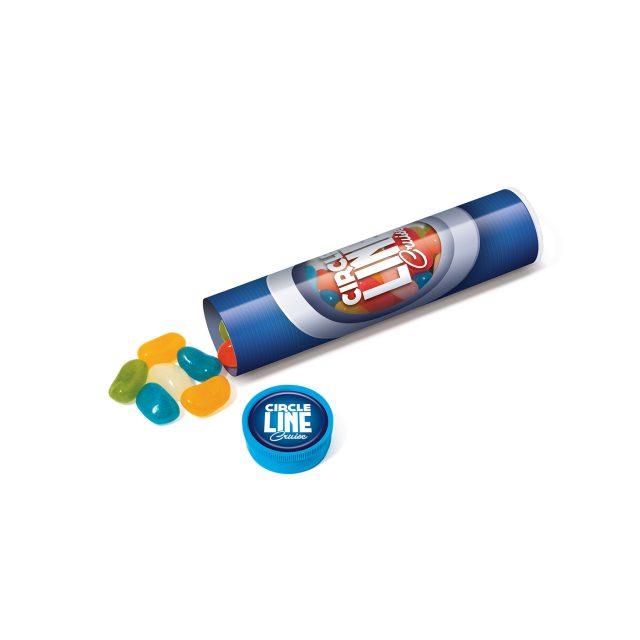 Clear Tube Maxi – Jolly Beans