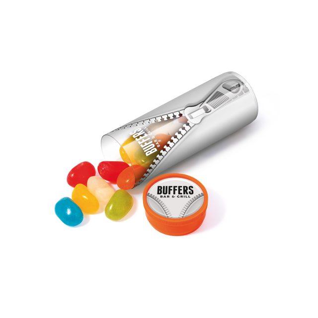 Clear Tube Midi – Jolly Beans
