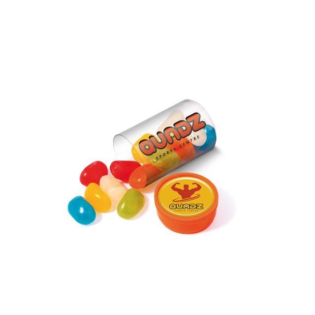 Clear Tube Mini – Jolly Beans