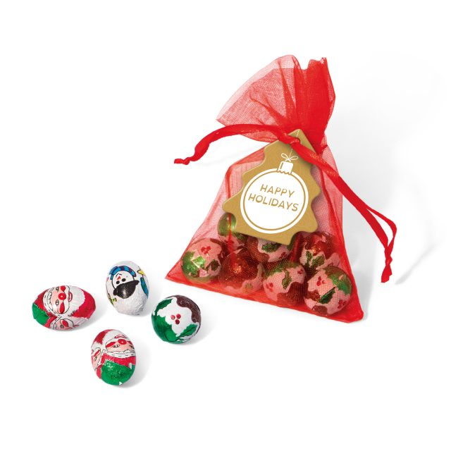 Christmas – Organza Bag – Fancy Mix