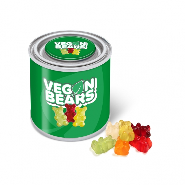 Small Paint Tin – Kalfany Vegan Bears