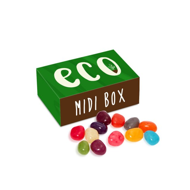 Eco Range – Eco Midi Box – The Jelly Bean Factory®