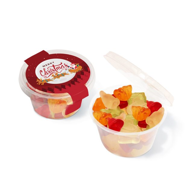 Christmas – Eco Maxi Pot – Kalfany Christmas Fruit Gums