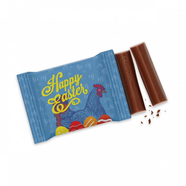 Easter – 3 Baton – Chocolate Bar