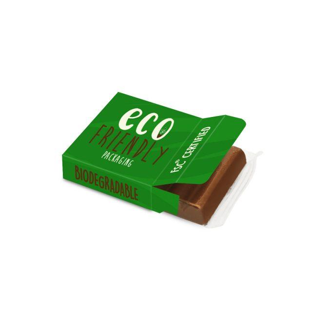 Eco Range – Eco 3 Baton Box – Chocolate Bar