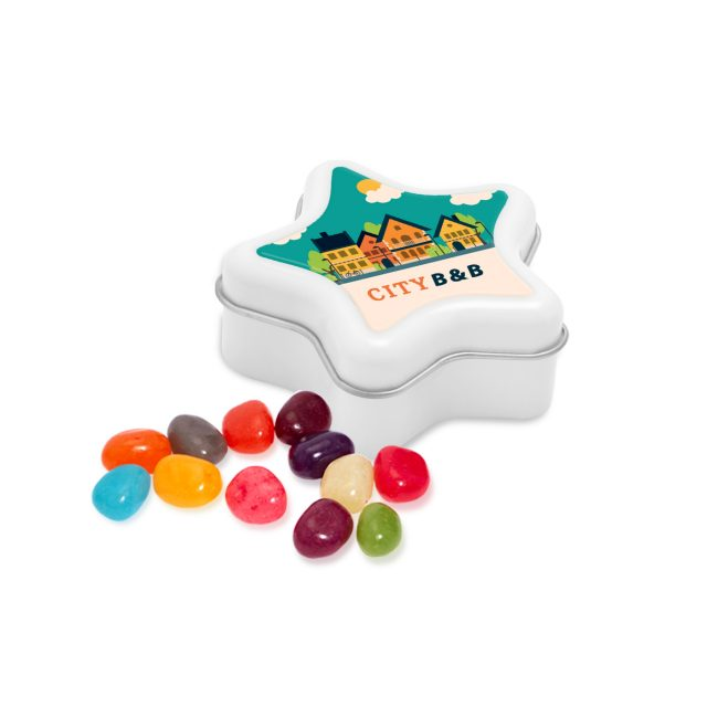 Star Tin – The Jelly Bean Factory®