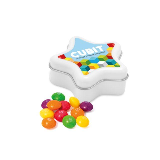 Star Tin – Skittles