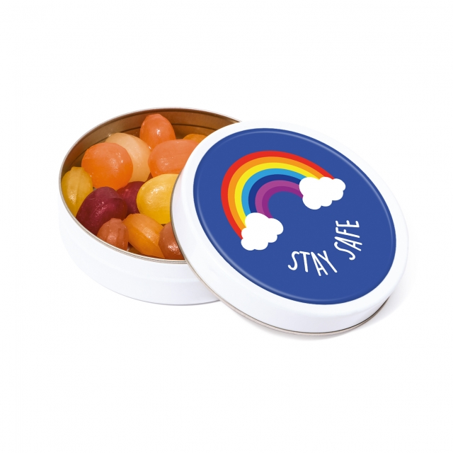 Fruit Drops Sweet Tin – Small