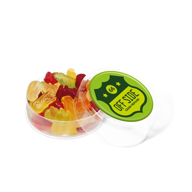 Maxi Round Pot – Kalfany Fruit Gums