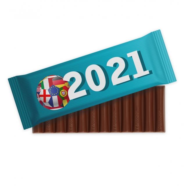 Euro 2021 – 12 Baton – Chocolate Bar